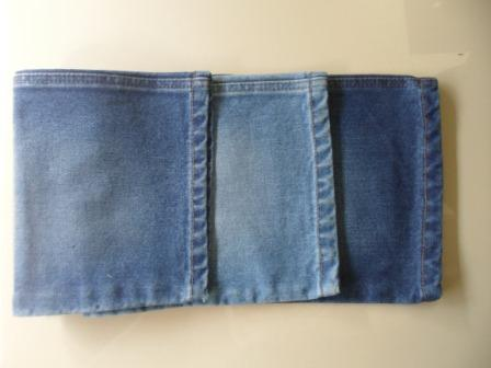 Jeans Rayon/Cotton 13.0 Oz (D131101ZNW)